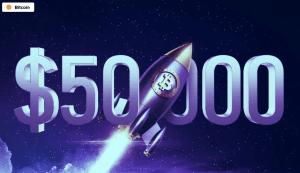 Lee más sobre el artículo El precio de Bitcoin rompe la barrera de $ 50,000 en el plan de MicroStrategy para comprar más BTC