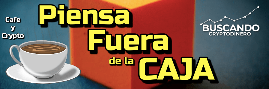 Lee más sobre el artículo Piensa FUERA DE LA CAJA con Meny C. (Poker Pro): Cafe y Crypto