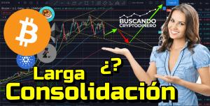 Lee más sobre el artículo 🤯 Bitcoin ➤ Larga consolidación por delante?? + 16 Monedas y 2 Rifas !!!