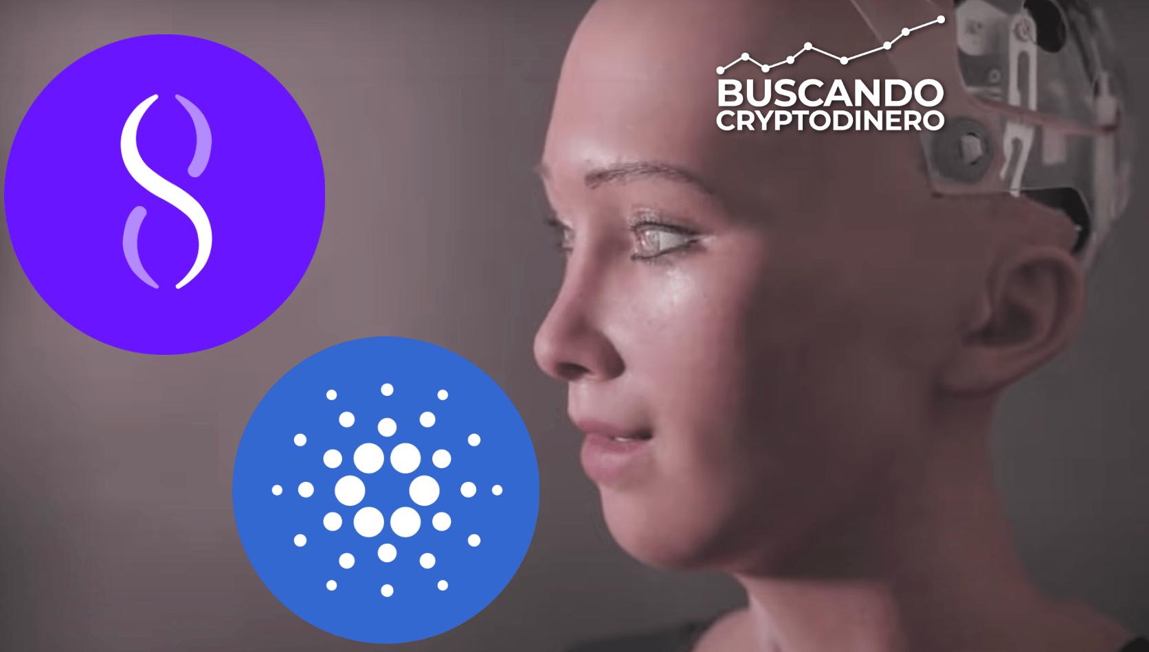 En este momento estás viendo SingularityNET «AGIX» 🔥 ☞Predicción de PRECIOS 🤑 2021-2026 ☜    Me CONVIENE invertir 💰?? #IA