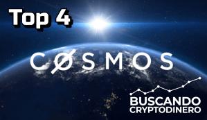 Lee más sobre el artículo Los mejores 4 proyectos del Ecosistema de Cosmos (ATOM) del 2021