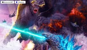 Lee más sobre el artículo Los NFTs 'Godzilla vs Kong' de BossLogic marcan su primera vez para Hollywood