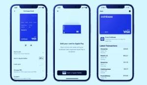 Lee más sobre el artículo Coinbase agrega Apple Pay a la tarjeta de débito crypto