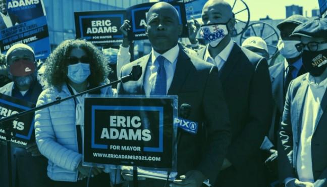 En este momento estás viendo El candidato a 'alcalde de Bitcoin' Eric Adams gana las primarias demócratas de Nueva York