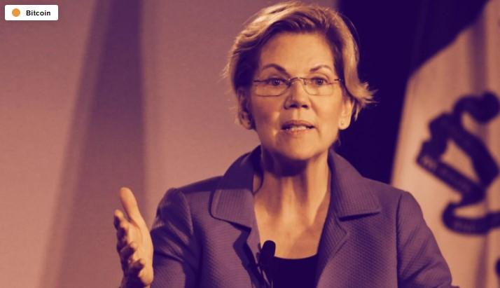 En este momento estás viendo ¿Qué es exactamente lo que Elizabeth Warren quiere que la SEC haga sobre los intercambios criptográficos?