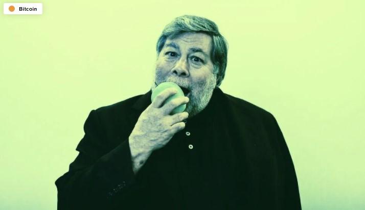 En este momento estás viendo El cofundador de Apple, Steve Wozniak: Bitcoin es un 'milagro matemático'