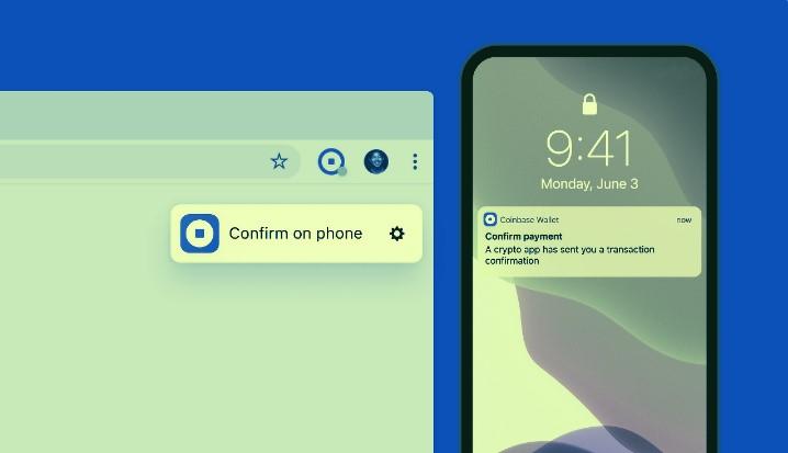 En este momento estás viendo Coinbase añade la extensión de Chrome para la aplicación Wallet para mejorar el acceso de DeFi