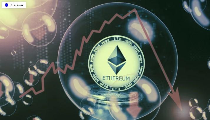 En este momento estás viendo Ingresos por tarifas de transacción de Ethereum en el nivel más bajo en un año