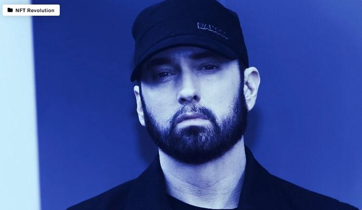 En este momento estás viendo Eminem se asocia con Nifty Gateway de Gemini para lanzar su primer NFT