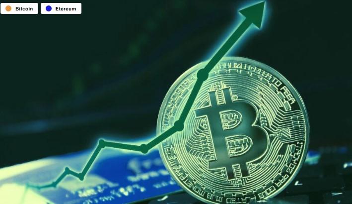 En este momento estás viendo El precio de Bitcoin sube un 9% en el último repunte del mercado