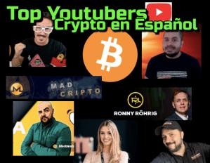 Lee más sobre el artículo Top Crypto Canales de Youtube en Español