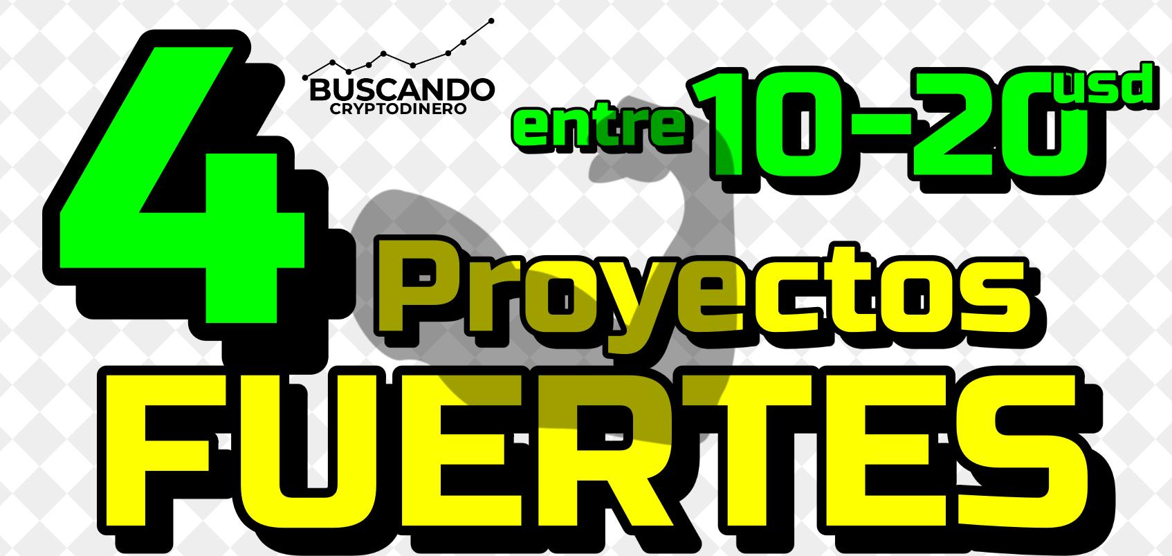 En este momento estás viendo 🟢 Los 4 Proyectos mas INTERESANTES entre 20-30 usd !!!