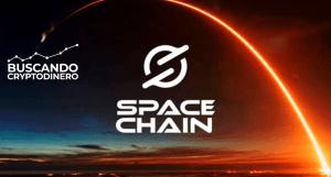 Lee más sobre el artículo SpaceChain «SPC» Que es?? 🔥 ☞Predicción de PRECIOS 🤑 2021 2026 ☜    Me CONVIENE invertir 💰??