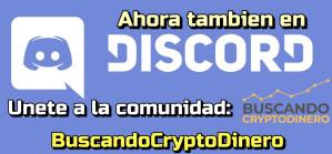 Lee más sobre el artículo BuscandoCryptoDinero ahora en Discord