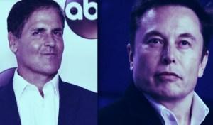 Lee más sobre el artículo Dogecoin salta 12% Como Mark Cuban, Elon Musk lo llaman 'La criptomoneda más fuerte'