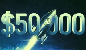 Lee más sobre el artículo Bitcoin supera los $50,000 por primera vez desde mayo