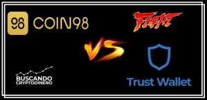 Lee más sobre el artículo 🥊 Coin 98 Finance vs Trust Wallet Token #C98 vs #TWT