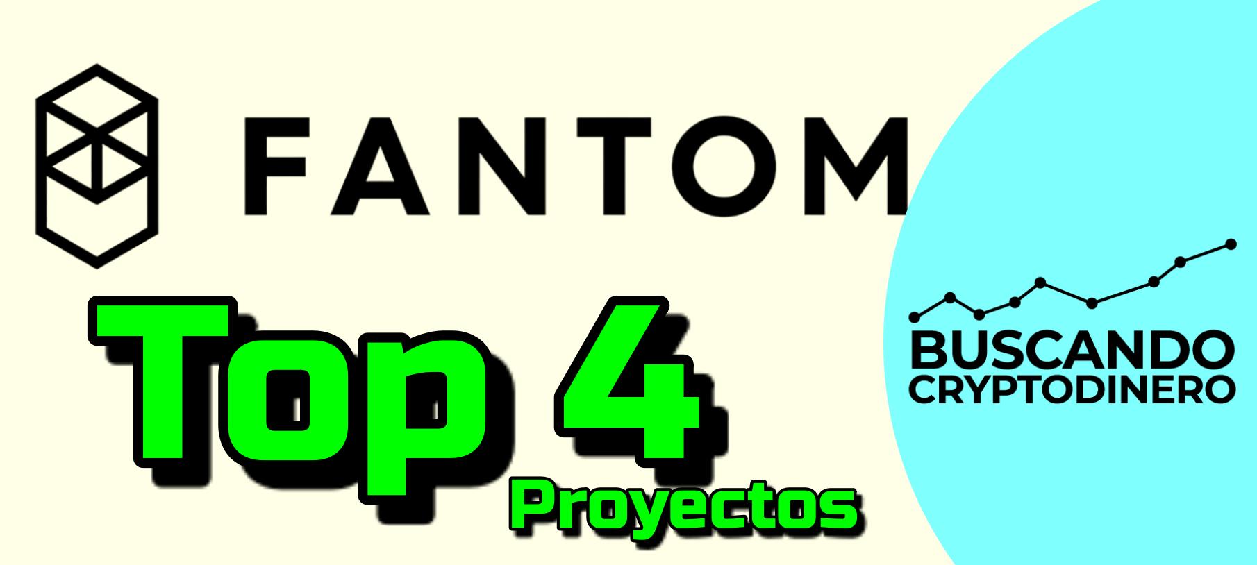 Lee más sobre el artículo 💎 TOP 4 proyectos del Ecosistema de FANTOM !!!