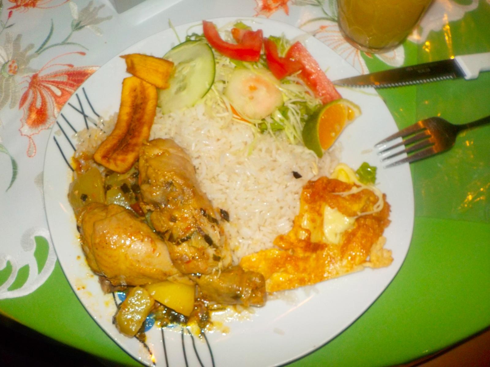 gastronomía costarricense