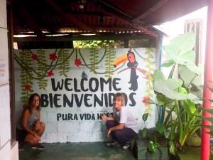Manuel Antonio, Pura Vida Hostel, Costa Rica