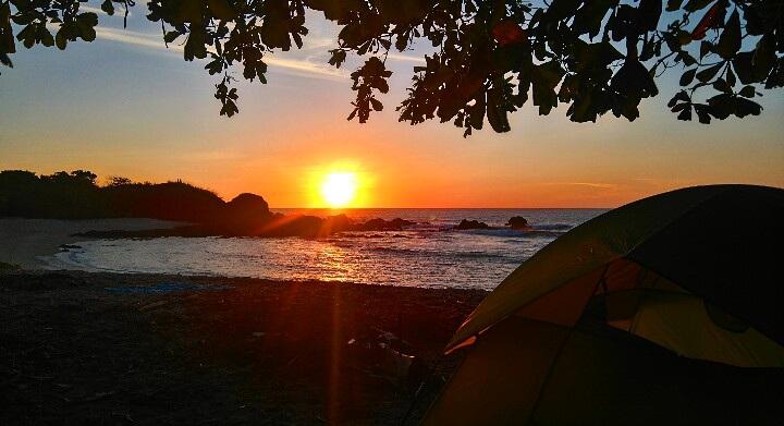 Playa de San Juanillo, Guanacaste, Costa Rica