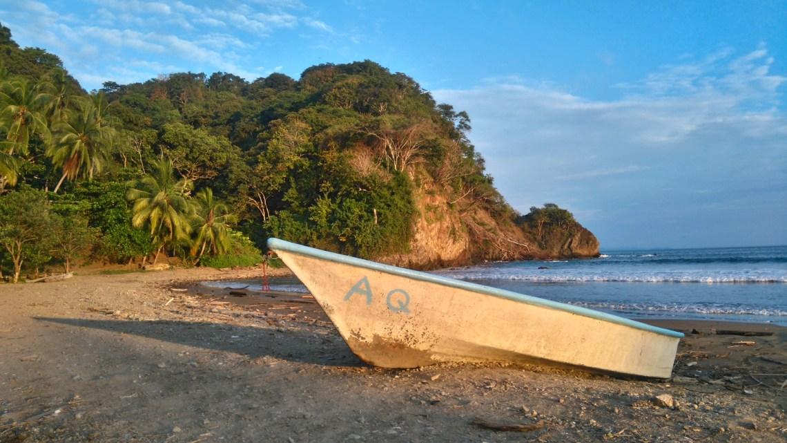 Playa Órganos, Guanacaste Costa Rica