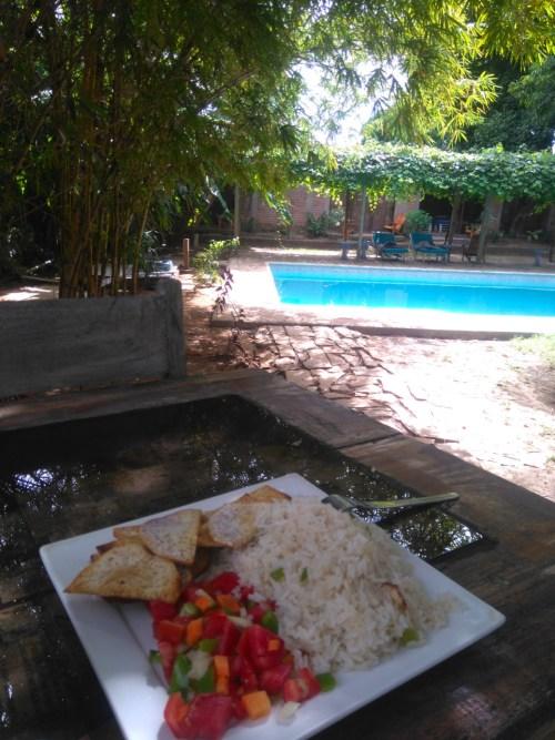 Casa Abierta, León, Nicaragua