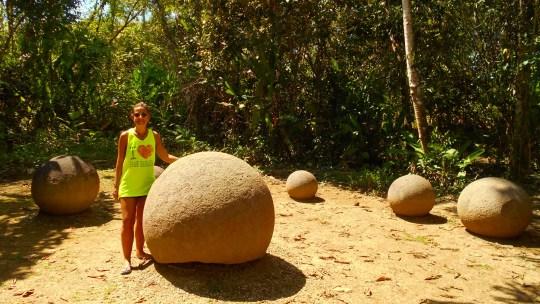 Esferas de piedra de Costa Rica