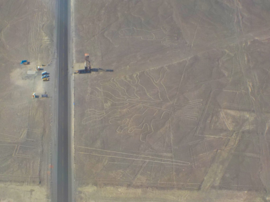 Líneas de Nazca, Nazca, Perú