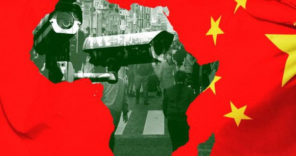 China está ayudando a las naciones africanas a espiar a sus ciudadanos
