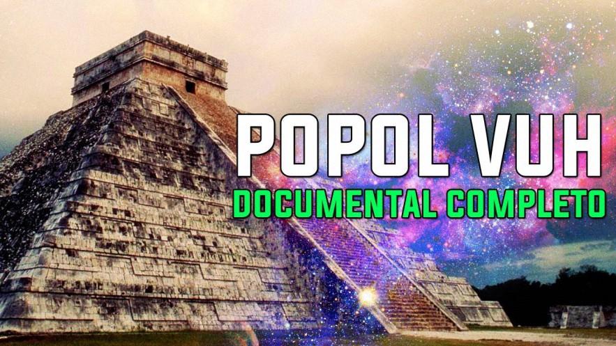 EL Popol Vuh, descifrando los secretos Maya