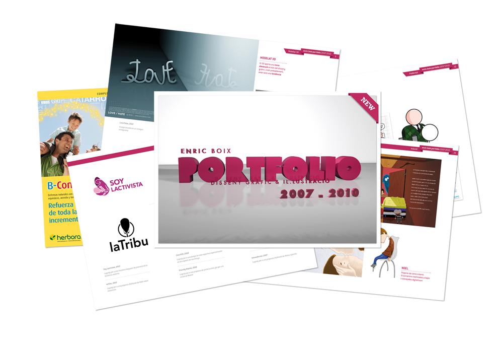 Portafolio 2007-2010 (1/3)