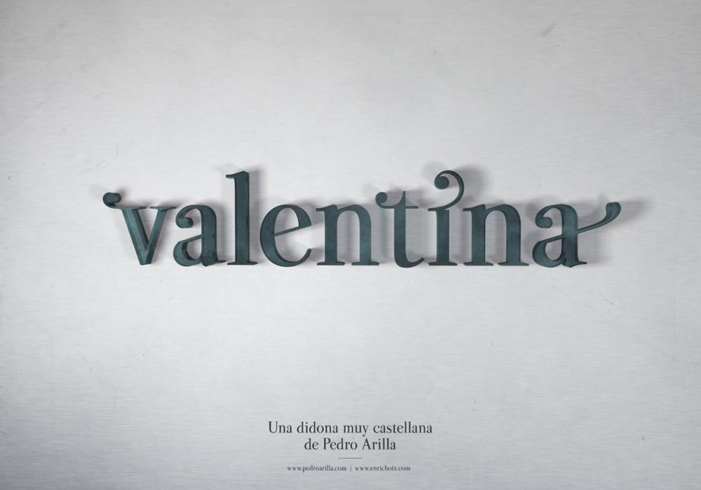 Valentina, una didona muy castellana (1/2)