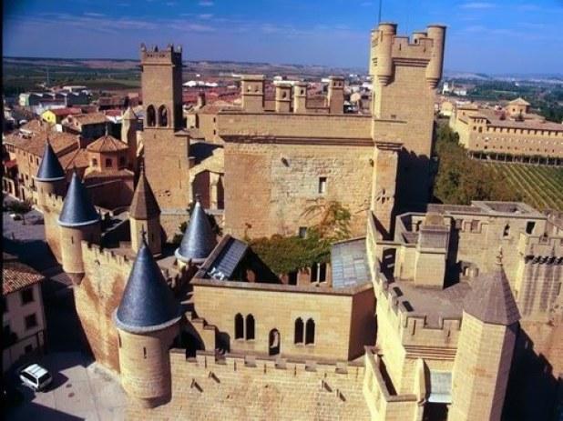 Olite en Navarra
