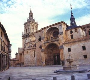 Burgo de Osma en Soria