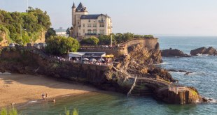 Biarritz en Francia