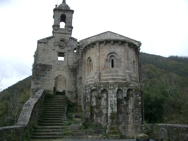 Monasterio de San Xoan de Caaveiro