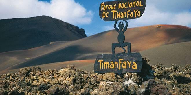 Que ver en Timanfaya