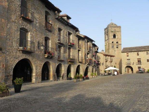 Pueblos medievales mejor conservados