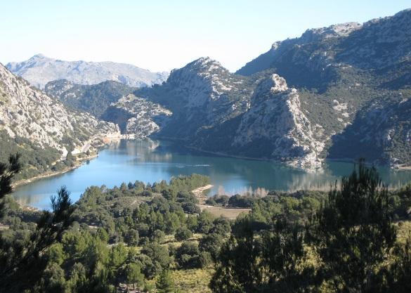 ruta por la Sierra de Tramontana