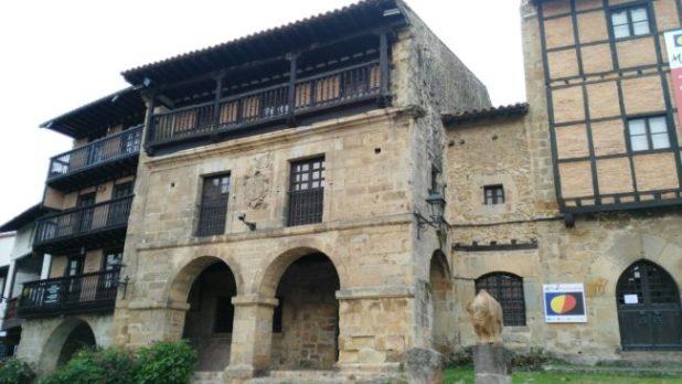 Casas de Santillana del Mar