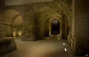 conjunto arqueológico romano medina sidonia