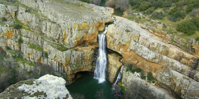 Cascada de la Cimbarra