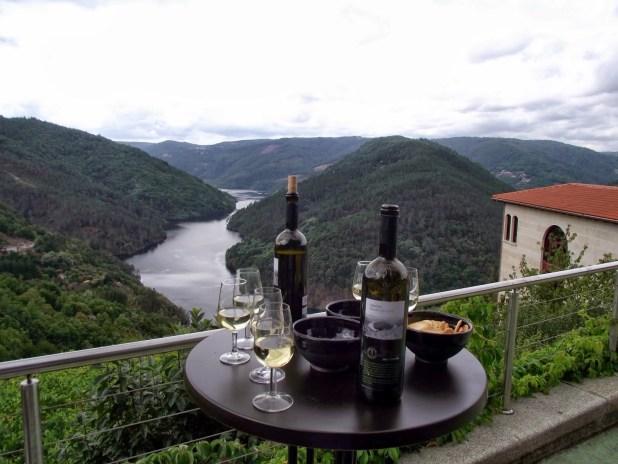 Hacer ruta de Vinos en la Ribeira Sacra