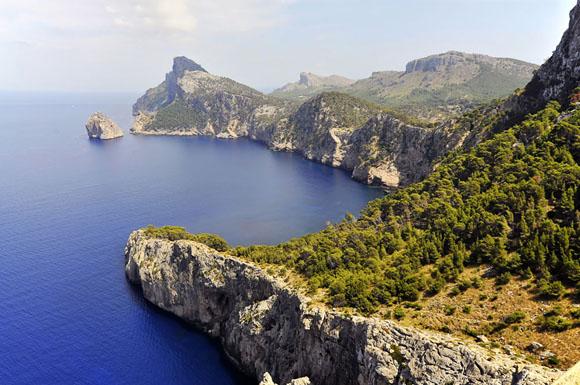 Miradores al Mediterráneo