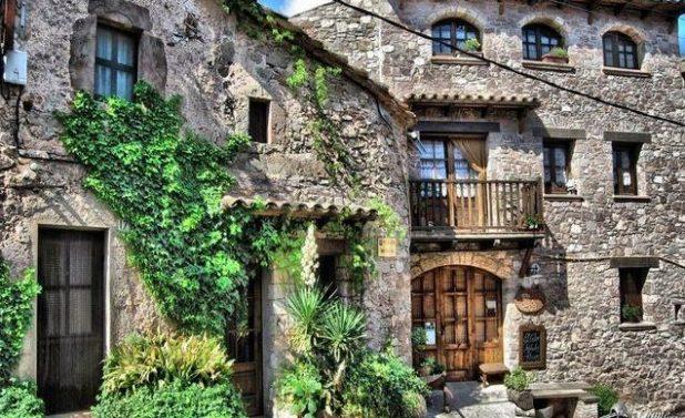 Pueblos medievales de Barcelona