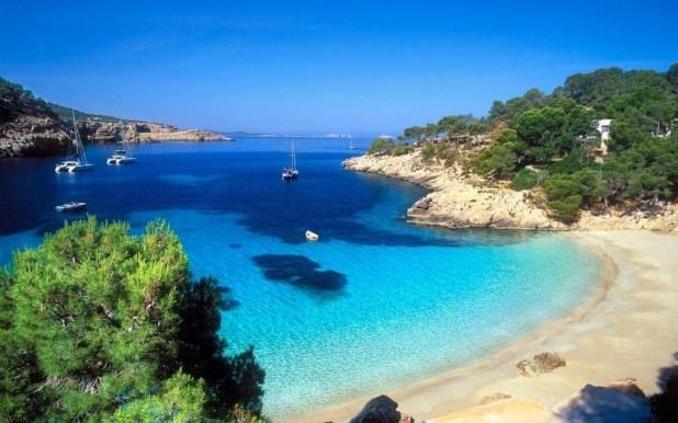 Playas Paradisiacas de España