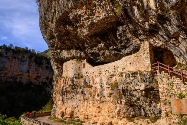 Ermita escondida de San Úrbez