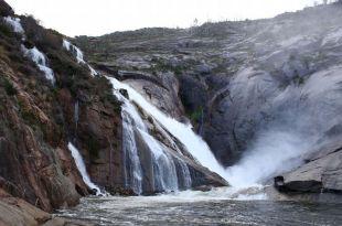 Cascada del Ézaro