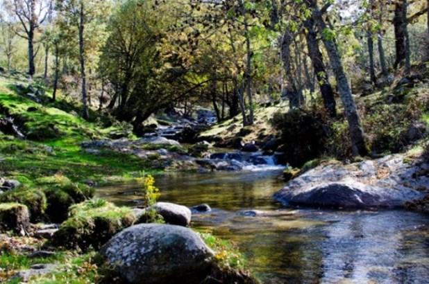 Ruta hasta la Cascada del Purgatorio